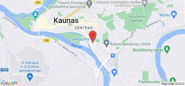 Kaunas Akropolis