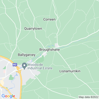 Tullymore Lodge Location