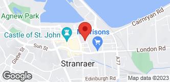 Argos Stranraer location