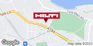 Hilti Store Edinburgh
