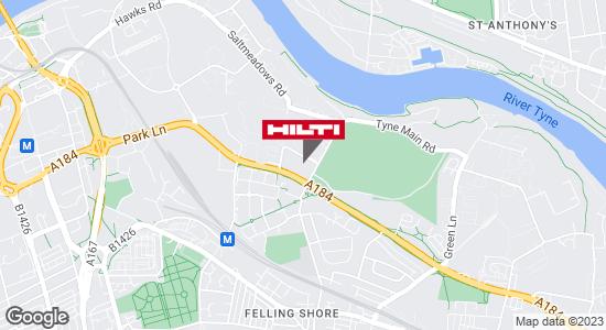 Hilti Store Gateshead