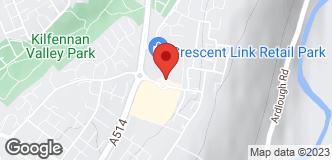 Halfords Londonderry location