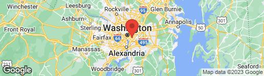 Map of 540 14TH STREET SE WASHINGTON, DC 20003
