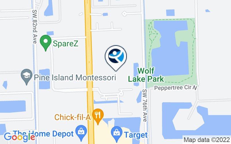 United Recovery Project Location and Directions