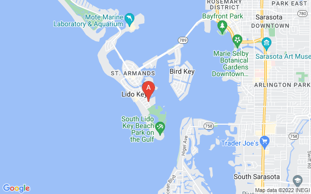 545 Mckinley Dr Sarasota Florida 34236 locatior map