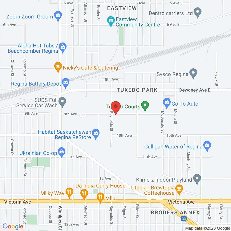 545 9th Ave, Regina, SK Canada S4N 5T8