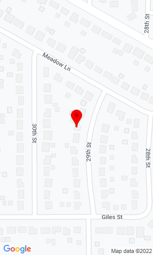 Google Map of Midwest Trailers Plus, Inc. 548 29th Street , West Des Moines, IA, 50265
