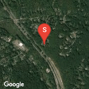 Satellite Map of 55  West Forest Trail , Holmes, NY 12531