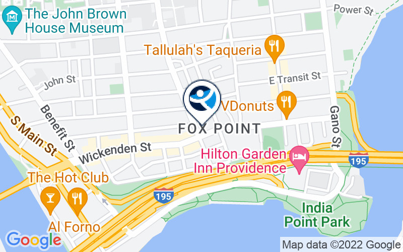 Family Service of Rhode Island Location and Directions
