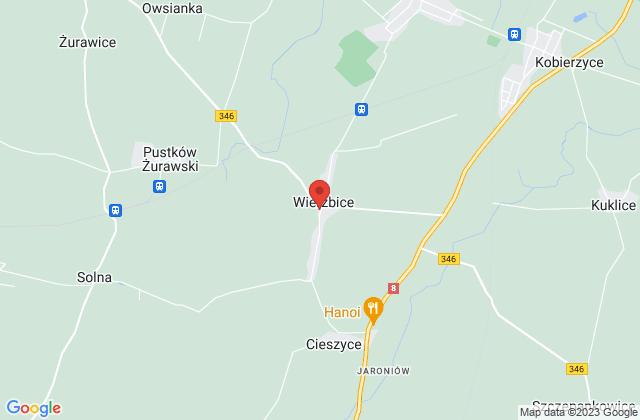 Wyświetl Piotr Bydłosz,PIT-BUD FIRMA REMONTOWO-BUDOWLANA PIOTR BYDŁOSZ na mapie