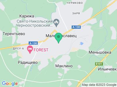 Схема проезда Мото-Малоярославец 2016
