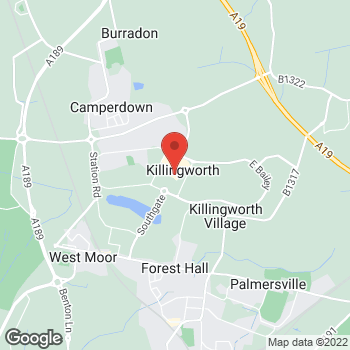 Map of wilko Killingworth at Unit 15 - 18, Newcastle upon Tyne,  NE12 6YT