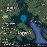 Lagekarte von Nordborg