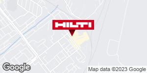 Зона самовывоза на складе Hilti в г. Новосибирск
