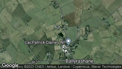 Ballyrashane Reservoir