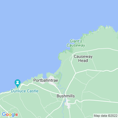Runkerry Location