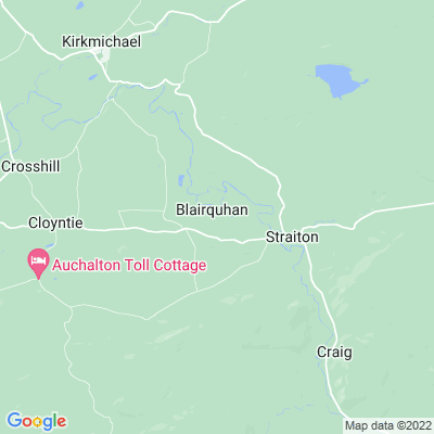 Blairquhan Location