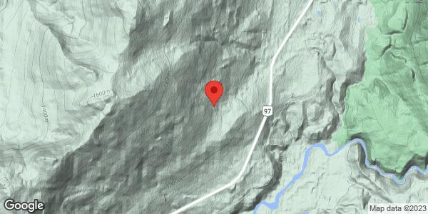 Bijoux Trail Power Line