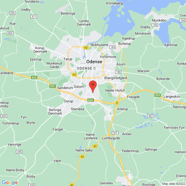 FC Hjallese map