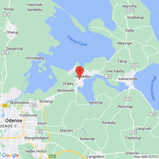 Lindø port of Odense U10 Cup map