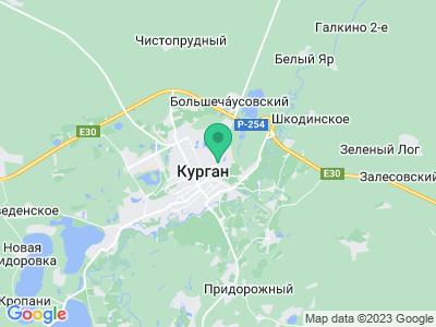 """Карта Гостиничный комплекс """"Паддок"""""""