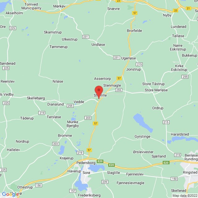 Stenlille IF map