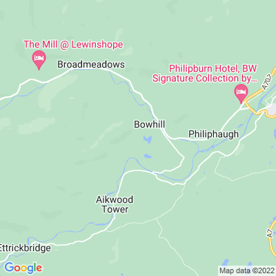 Bowhill Location