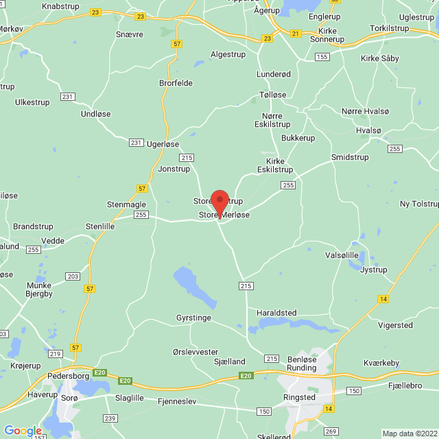 Ringsted IF map