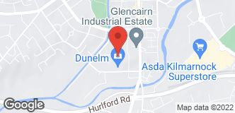 Halfords Kilmarnock location