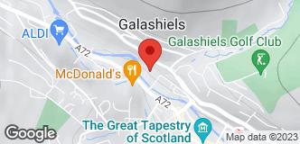 B&Q Supercentre Galashiels location