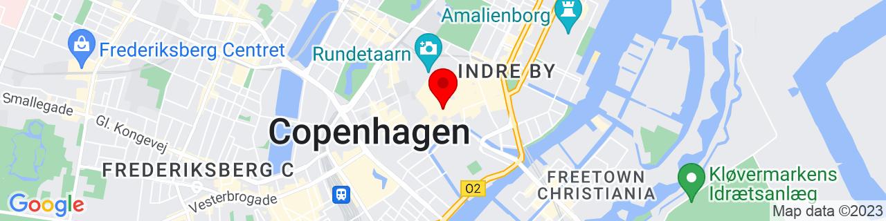 Google Map of 55.6786784, 12.577489900000046