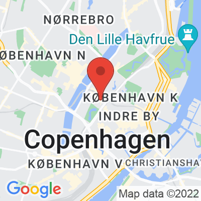 Map showing The Coffee Collective (Torvehallerne)