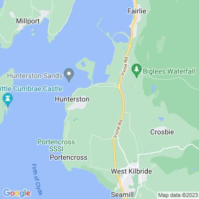 Hunterston Location