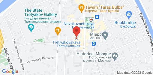 Directions to Varenychna №1