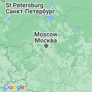 Le thème Moscou sur notre carte histoire-géo