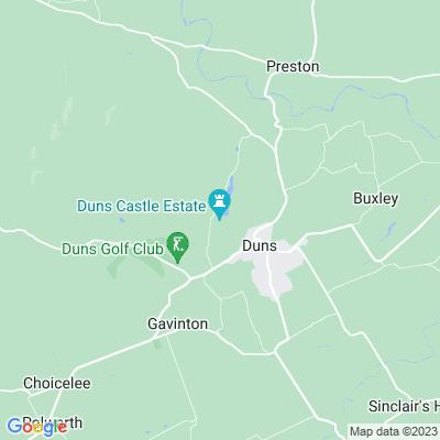 Duns Castle Location