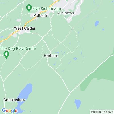 Harburn House Location