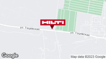 Get directions to Зона самовывоза на складе Hilti в г. Казань