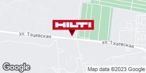Региональный представитель Hilti в г. Казань