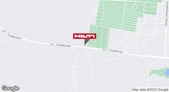 Зона самовывоза на складе Hilti в г. Казань