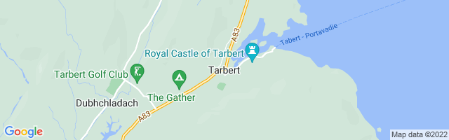Map Of Tarbert