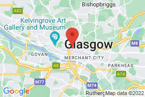 University of Glasgow - James Ireland Memorial Library (Dental Branch) on the map