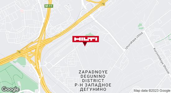 Зона самовывоза на складе Hilti в Московской обл. (Центральный)