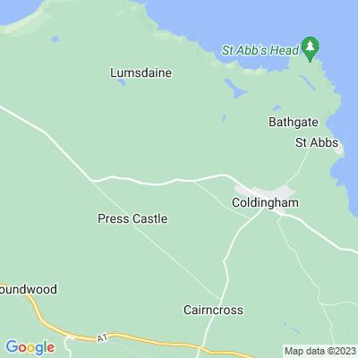 Edrom Nurseries Location