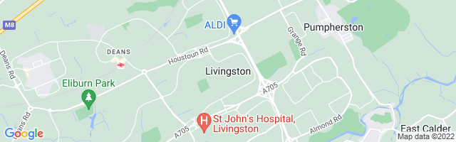 Map Of Livingston