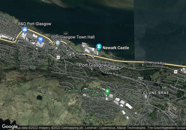 Port Glasgow Angling Club