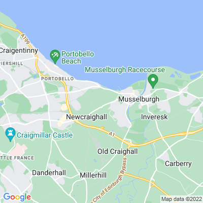 Newhailes Location