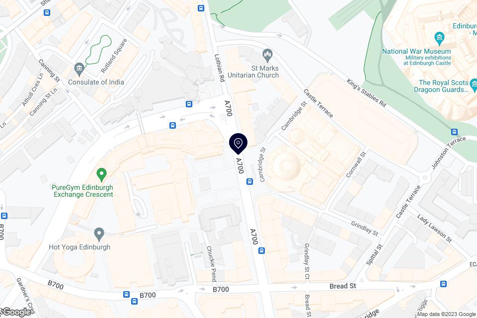 Lothian Rd, Edinburgh, EH1 2EA map
