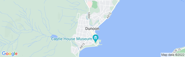 Map Of Dunoon