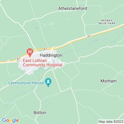 Amisfield Location